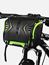 INBIKE 3 L Väska till cykelstyret Justerbara Stor kapacitet Vattentät Cykelväska Oxfordtyg Polyester Cykelväska Pyöräilylaukku Cykling Cykel Resor / Reflexremsa