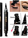 varumärke evpct sexig 7-färg dubbelt huvud tätning eyeliner hållbart vattentätt färg eyeliner ögonk Cosmetics smink verktyg