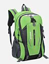 Daofeng 55 L Ryggsäckar Andningsfunktion Regnsäker Torkar snabbt Hög kapacitet Utomhus Fiske Camping Cykling / Cykel Polyester Nylon Röd Grön Blå