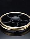 Handspinners Leksaksbilar Hand Spinner för att döda tid Stress och ångest Relief Focus Toy Ring Spinner Metallisk Klassisk Leksaker Present