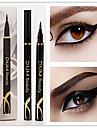 märke dnm 12 färg eyeliner matt vattentät hållbar färg eyeliner penna ögon makeup kosmetika.