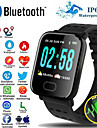 A6S Smart Wristband Watch Heart Rate Monitor Blood Pressure Activity Fitness Tracker Bracelet Smart Band for IOS Android