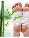 10 Pcs Kiyeski Brand Ginger Salt Detox Foot Pads Patches Foot Health Care