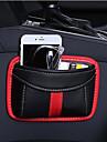 vložit typ autosedačky štěrbina úložná taška chránící sedák opěradlo konzole organizér krabice sedačka štěrbina kapsa