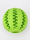 högsta kvalitet gummiboll husdjur leksak för hund