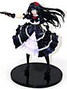 Anime Actionfigurer Inspirerad av Datum A Live Kurumi Tokisaki pvc 24 cm CM Modell Leksaker Dockleksak
