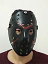 Mask Halloween-mask Inspirerad av Jason Skräckfilm Svart Guld Halloween Karnival Vuxna Herr Dam