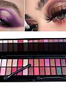 märke cmaadu 28 färgögonskugga parabolfärg matt pearlescent blixt vattentätt hållbart ögon kosmetika