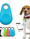 Barn Katt Husdjur GPS-halsband Plånböcker Nyckel finder Mini GPS Bluetooth Smart Enfärgad Plast Grön Blå Rosa / Trådlös / Bluetooth 4.0