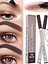 4 flytande ögonbryn penna vattentät och hållbar naturlig långvarig ögonmakeup