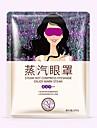 10st / set ögonmask lavendel essens spänning lättnad ångor ögonvård konstant temperatur masker koppla av patch spa varm uppvärmning sömnögonskugga