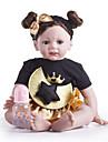 24 tum Reborn-dockor Babyflickor Barn Duk med kläder och accessoarer för flickors födelsedags- och festivalgåvor