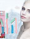 Ögonbryn Bärbar / Ultra Lätt (UL) / Ung Smink 1 pcs PP Ansikte Enkel Skola / Dagliga kläder / Datum Vardagsmakeup Ledigt / vardag Säkerhet Kosmetisk Skötselprodukter