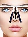 metall ögonbryn balans linjal professionell mått ögonmakeup verktyg