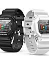 X12 smart watch unisex style sleep heart rate blood pressure monitoring ECG multiple sports mode IP68 waterproof bracelet