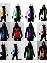 Inspirerad av Lönnmördare Assassin / Cookie Anime Animé Cosplay-kostymer Japanska cosplay Suits / Cosplay Toppar / Bottoms Till Herr / Dam