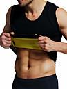 Svettvest Träningsväst för viktminskning Neopren tank top sporter neopren Motion & Fitness Gym träning Träna Stretch Styrketräning Svettkontroll Tummy Fat Burner Svettröja För Herr