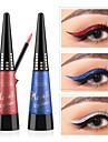 färg pearlescent eyeliner glänsande diamant markera flytande ögonskugga vattentät hållbar ögonmakeup