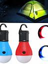 Lyktor & Tältlampor Mini Liten storlek 60 lm LED utsläpps 3 Belysning läge Mini Nödsituation Liten storlek Camping / Vandring / Grottkrypning Vardagsanvändning Multifunktion Gul Grön Röd