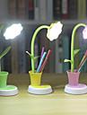 Luminaria de Escrivaninha / Luz de Leitura Protecao para os Olhos / Lampadas ambiente Simples / Contemporaneo Moderno Carregamento USB Para Quarto / Escritorio <5V Amarelo / Rosa / Verde