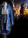Prins Sagolikt Cosplay Kostymer / Dräkter Festklädsel Herr Halloween Karnival Festival / högtid Blå Herr Karnival Kostymer Vintage