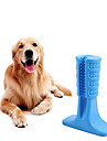 Tuggleksaker Städning Hund Husdjur Leksaker 1st Husdjursvänlig Bärbar Djur Full Body Silicone Kiselgel Present