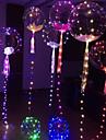 LED-belysning Självlysande Semester Bröllop Födelsedag Lim 5 pcs Barn Vuxen Alla Leksaker Present