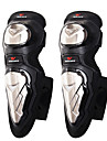 Knästöd för Vildmark / Motorsport / MC Unisex Skydd / Enkel på- och avklädning / Passar till vänster eller höger knä Motorcykel / Cykel Rostfritt stål / Sammet / EVA en Pair Svart