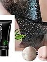 bambu kol svart lera mask till hudorm rensning kräm ansiktskräm djup rengöring mild och icke-irriterande till svart mask