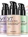 bioaqua v7 lat lotion kräm naturlig fuktgivande makeup concealer foundation vattentät bb cc grädde concealer makeup hudvård