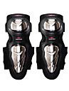Armbågsstöd för Vildmark / Motorsport / MC Unisex Skydd / Passar till vänster eller höger armbåge / Reflexer Motorcykel / Cykel Rostfritt stål / Sammet / EVA en Pair Svart
