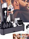 5 i 1 multifunktionell elektrisk hårklippare skägg trimmer uppladdningsbar epilator vattentät näsa hår enhet