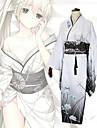 Inspirerad av Yosuga no Sora Kasugano Sora Animé Cosplay-kostymer Japanska cosplay Suits / Kimono Trikå / Onesie / Korsetter / Rosett Till Dam / Huvudbonad / Bälte / band