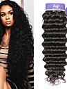 3 paket Malaysiskt hår Stora vågor Remy-hår 100% Remy Hair Weave Bundles Human Hår vävar Förlängare bunt hår 8-28 tum Naurlig färg Hårförlängning av äkta hår Dam Förlängning Förtjusande Människohår