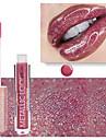 smakup fuktighetskräm plumper glitter läppglans 8 färg kosmetika näringsrika skimmer flytande läppstift skönhet läppar smink maquiagem