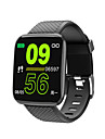 Kimlink 116plus Smart Watch BT Fitness Tracker Support Notify/Heart Rate Monitor Waterproof Smartwatch for IPhone/Samsung Andorid Phones