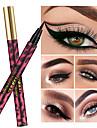 snabbtorkande svart eyelinerpenna vattentät och inte blommande varaktig ögonsmink