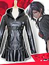 Inspirerad av Tokyo Ghoul Kirishima Touka Animé Cosplay-kostymer Japanska cosplay Suits Topp / Kjol Till Dam