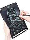 Teckningsleksak Leksaksritplattor Målning LCD Plastskal Barn Vuxen Alla Leksaker Present 1 pcs