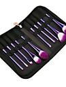 Professionell Makeupborstar 10pcs Ny Design Förtjusande Bekväm Plast för Sminkborste