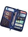 Bagageorganisatör / Pass- och ID-hållare / Reseplånbok med passficka Polyester / Nylon Vattentät / Damm säker / Stötdämpning Slät