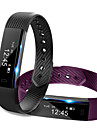 ID115 Smart Wristband Bluetooth Fitness Tracker Support Notify/ Heart Rate Monitor Waterproof Sports Smartwatch Compatible Iphone/ Samsung/ Android Phones