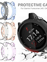 TPU Protective Case For Garmin Forerunner 245/245M Protection Cover Shell For Garmin Forerunner 245/245M Smart Watch Wearable Accessories