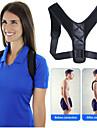 unisex ryggjusterbar ryggstöd ställningskorrigering fitnessutrustning axelrem syntetisk fast