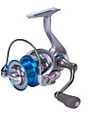Fiskerullar Snurrande hjul / Sea Fishing Reel 5.2:1 Växlingsförhållande+12 Kullager Hand Orientering utbytbar Sjöfiske / Kastfiske / Spinnfiske