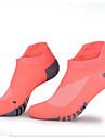 Dam Löparstrumpor Sportstrumpor Yoga Socks Strumpor Ankelstrumpor Fitness, Löpning & Yoga Begränsar bakterier Sport Löpning 6 par sporter Enkel Bomull Chinlon Nano Silver / Elastisk