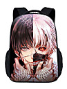 Väska Inspirerad av Tokyo Ghoul Cosplay Animé Cosplay-tillbehör Väska ryggsäck pvc Nylon Herr Dam Ny