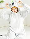 Vuxna Kigurumi-pyjamas Koala Onesie-pyjamas Flanell Grå Cosplay För Herr och Dam Pyjamas med djur Tecknad serie Festival / högtid Kostymer
