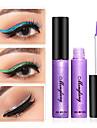 13 färger glitter eyeliner flytande ögonskugga kosmetika vattentät skimmer pigment silverguld metalliska glitter smink