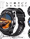 Indear V8 Men Women Smartwatch Android iOS Bluetooth 2G Waterproof Touch Screen Sports Calories Burned Hands-Free Calls Timer Stopwatch Pedometer Call Reminder Activity Tracker